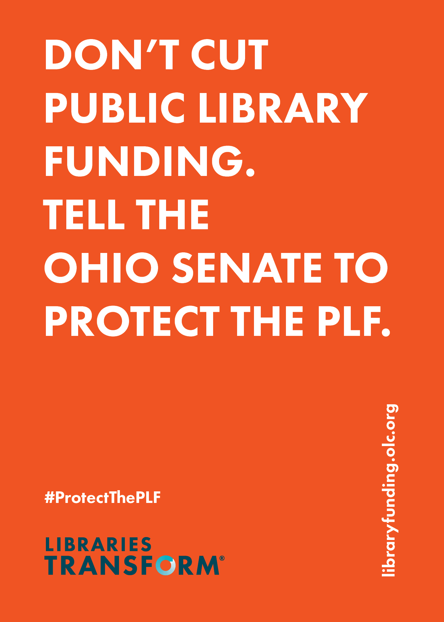 Don't Cut PLF Ohio Senate thumbnail
