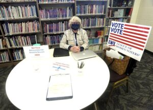 voter registration photo