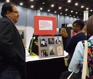 OLC Expo Exhibit