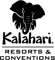 Kalahari Resort & Convention Center logo