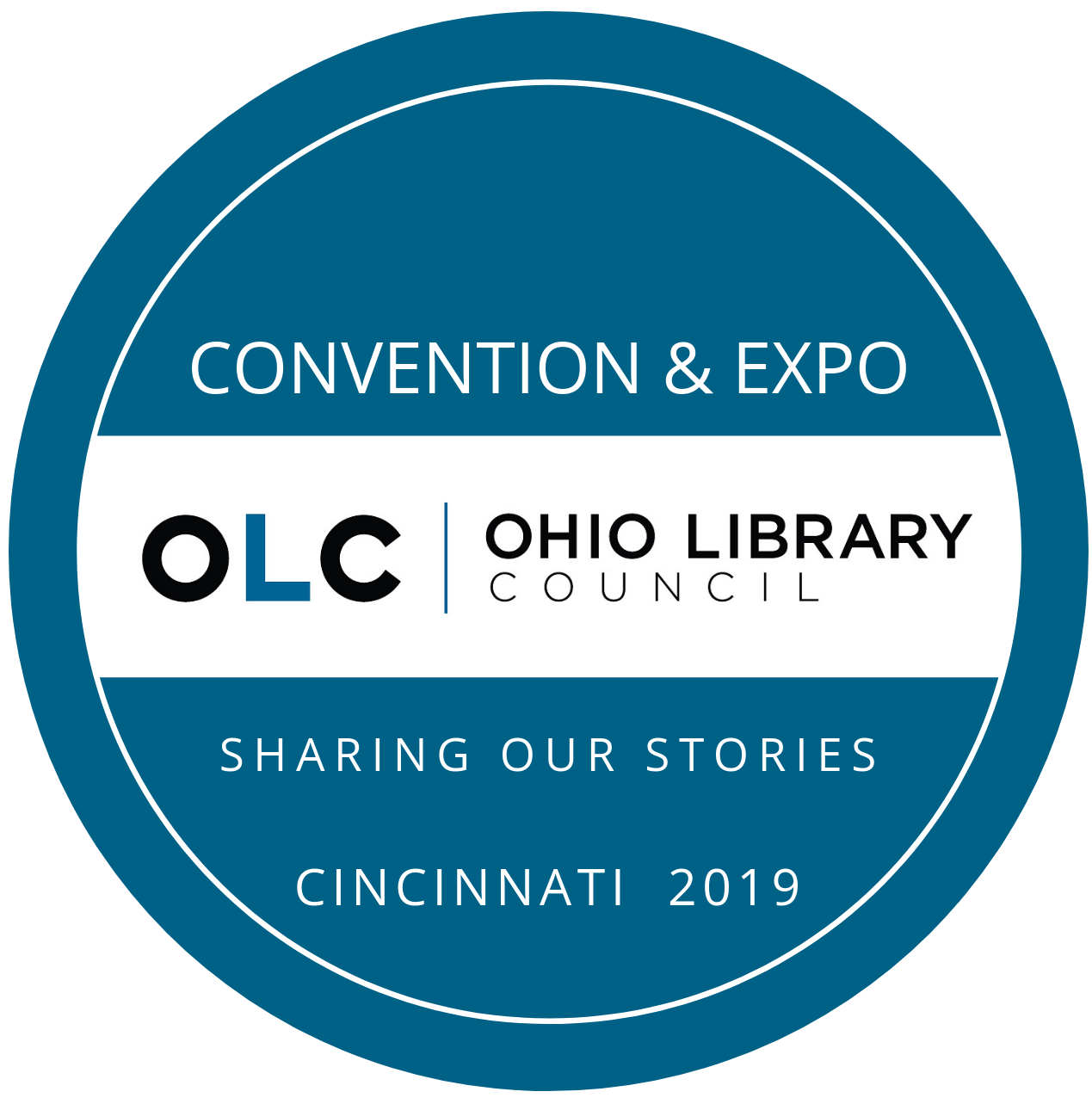 2019 Convention and Expo logo
