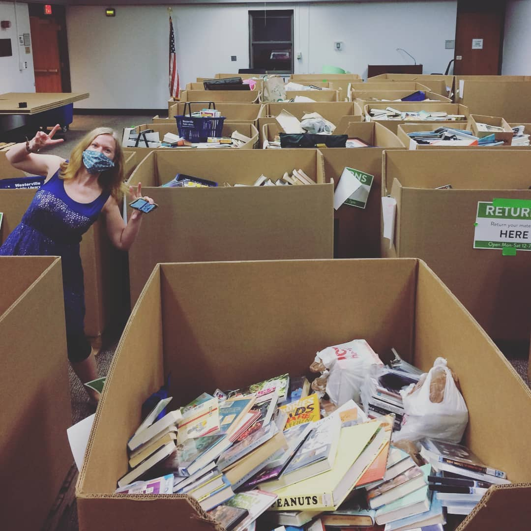 return bins photo