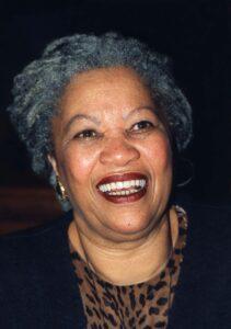 Toni Morrison photo